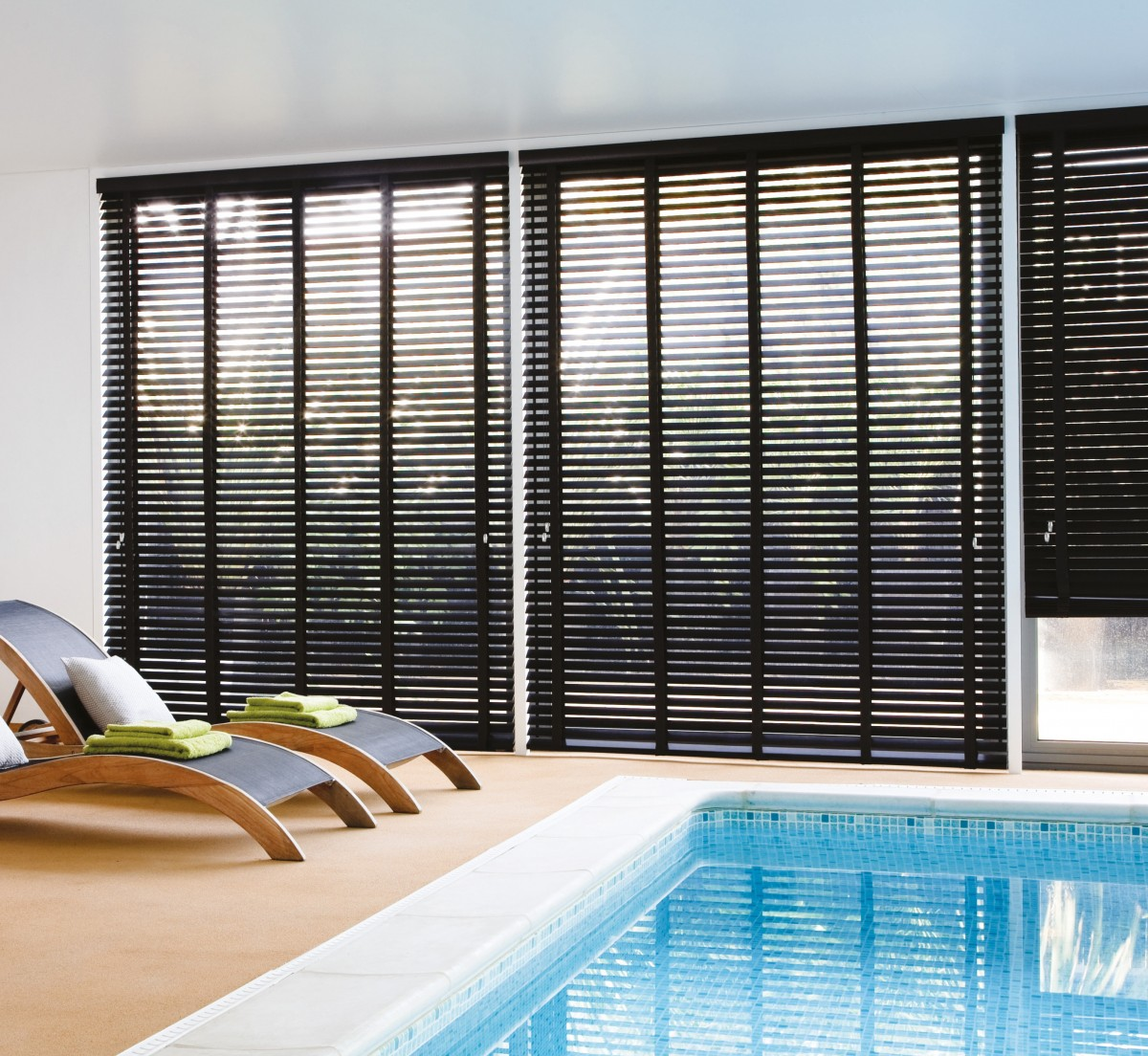 35mm Decora Wooden Venetian Blind